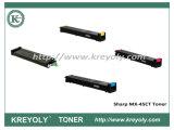 MX-45 le toner couleur pour Sharp MX3500N 3501N 4500N 4501N