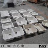 Levering voor doorverkoop van de Gootsteen van de Keuken van de Kom van Undermount van de Oppervlakte van Kkr de Stevige Enige