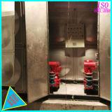 Het Roestvrij staal die van de Fabrikant van de fabriek de Tank van de Opslag van het Hete Water drinken