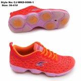 Última EVA Verano zapatos de deporte de malla de la mujer, Funky zapatillas mujer