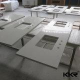 Vorfabrizierte Küche-Oberseite schnitt vor QuarzCountertops