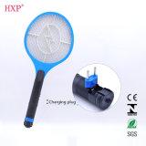 Enchufe eléctrico recargable del Brasil del Swatter del mosquito