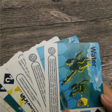 Jogo de cartas Jogo de cartas de cartas de jogo