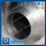 Soupape à vanne à haute pression de Didtek 3inch Wcb