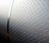 Laminado en Caliente 201 Placa de Cuadros de Acero Estándar
