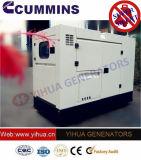Auvent Denyo Dcec Super silencieux 16-24kw 50/60Hz générateur Cummins[IC180206b']