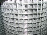 Treillis métallique soudé galvanisé pour la construction
