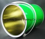 kann rundes Metall des Zinn-5L Behälter mit Kappe