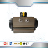 Actuador neumático de la alta calidad de la serie del Fa