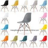 가구 Eames 작풍 플라스틱 의자 식사