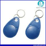 LF-/HF-ABS RFID Keyfob Marke für Zugriffssteuerung