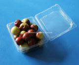 коробка пластичного плодоовощ Clamshell волдыря любимчика 250g упаковывая