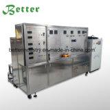 酸化防止剤の臨界超過二酸化炭素の流動抽出機械