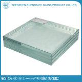 Dry stratifiés décoratifs d'art en verre trempé pour piscine