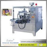 Estanqueidade de enchimento automático de pesagem de líquidos máquina de embalagem de alimentos