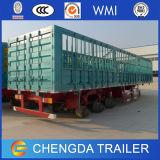 Ladung-LKW-Zaun-halb Schlussteil China-Chengda für Verkauf