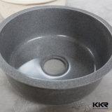 China pedra artificial Superfície sólida Undermount pia (S1705092)