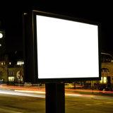 Palissade chaude de panneau-réclame de face de Panneau-réclame-Trois de route de Panneau-réclame-Advertising de vente