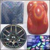 Polvo olográfico del espejo de la pintura de Holo del pigmento de Spectraflair de la pintura auto del coche
