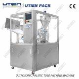Haut-Sorgfalt-Produkt-Einfüllstutzen, Abdichtmasse, Verpacken-Maschinerie