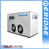 L'air comprimé du sécheur frigorifique utilisé pour vis de compresseur à air