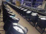36PCS*5W 크리 사람 Xpg 당을%s 온난한 백색 LED 단계 빛