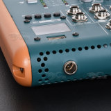 ПРОФЕССИОНАЛЬНЫЙ смеситель USB 99 каналов влияния 8 DSP миниый ядровый