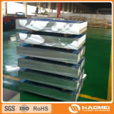 Placa de aluminio 7075 T651 para aviones