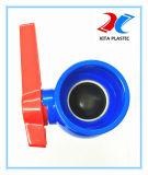 Valvola a sfera blu del PVC di colore con 110mm