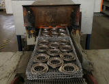 Metalurgia de polvos de motor anillo sinterizado