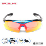 Comercio al por mayor UV400 Polvo gafas polarizadas Deportes gafas Gafas de sol