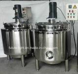 Бак меда нержавеющей стали нагрева электрическим током 500 литров смешивая
