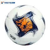 Balón de fútbol material del entrenamiento del nivel de entrada TPU EVA