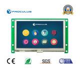 Intense luminosité, 4.3 module de TFT LCD de pouce 480*272 pour le dispositif industriel