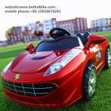 전기 장난감 차가 새로운 디자인 플라스틱에 의하여 농담을 한다