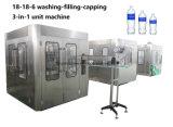 Автоматическая упаковка ПЭТ питьевой воды для машины 500мл 1500 мл
