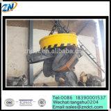 Anhebende Stahlschrott-elektrische magnetische anhebende runde Form MW5-90L/1