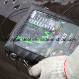 Peilung-Stahl ESR-E52100 100cr6 Suj1, dünner Platten-Stahl