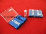Bailo 10mm de longitud de la ruta 1.4ml Micro Fluorometer IR Cubeta de cuarzo