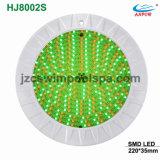 LED de montagem de superfície LED de piscinas IP68 RGB LED de luzes subaquáticas