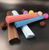 Palillos coloreados clásicos del poliester para el difusor de lámina