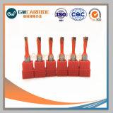 De Bits van de Boor van het Carbide van het wolfram voor CNC Machine