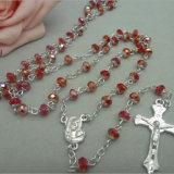Rosari religiosi dei branelli di vetro, rosario dei branelli (IO-crosary001)