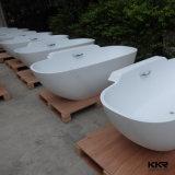 Muebles de baño Corian Superficie sólida bañera independiente
