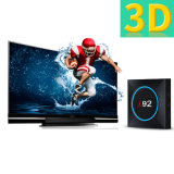 J'ai92 Android IPTV TV Box puce Rock 3229 puces DDR 2G 16g Emmc 2.4G 4K avec Netflix 2017 WiFi TV Box Media Player