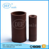 (흑연, 탄소, 유리 섬유) 채워진 PTFE/Teflon 관, 로드