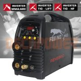 변환장치 Pluse (WS-200)를 가진 휴대용 IGBT TIG/MMA 용접 기계