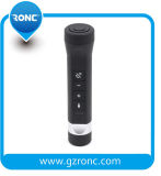LED 플래쉬 등을%s 가진 2200mAh 힘 은행 Bluetooth 다중 스피커