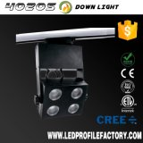 S4020 LED blanco Tracklight Diseñador Exterior con Ce RoHS