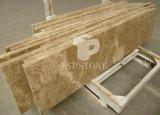 부엌 Worktop 싱크대를 위한 건축재료 자연적인 돌 대리석